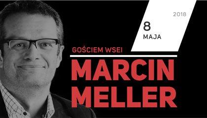 Marcin Meller gościem WSEI