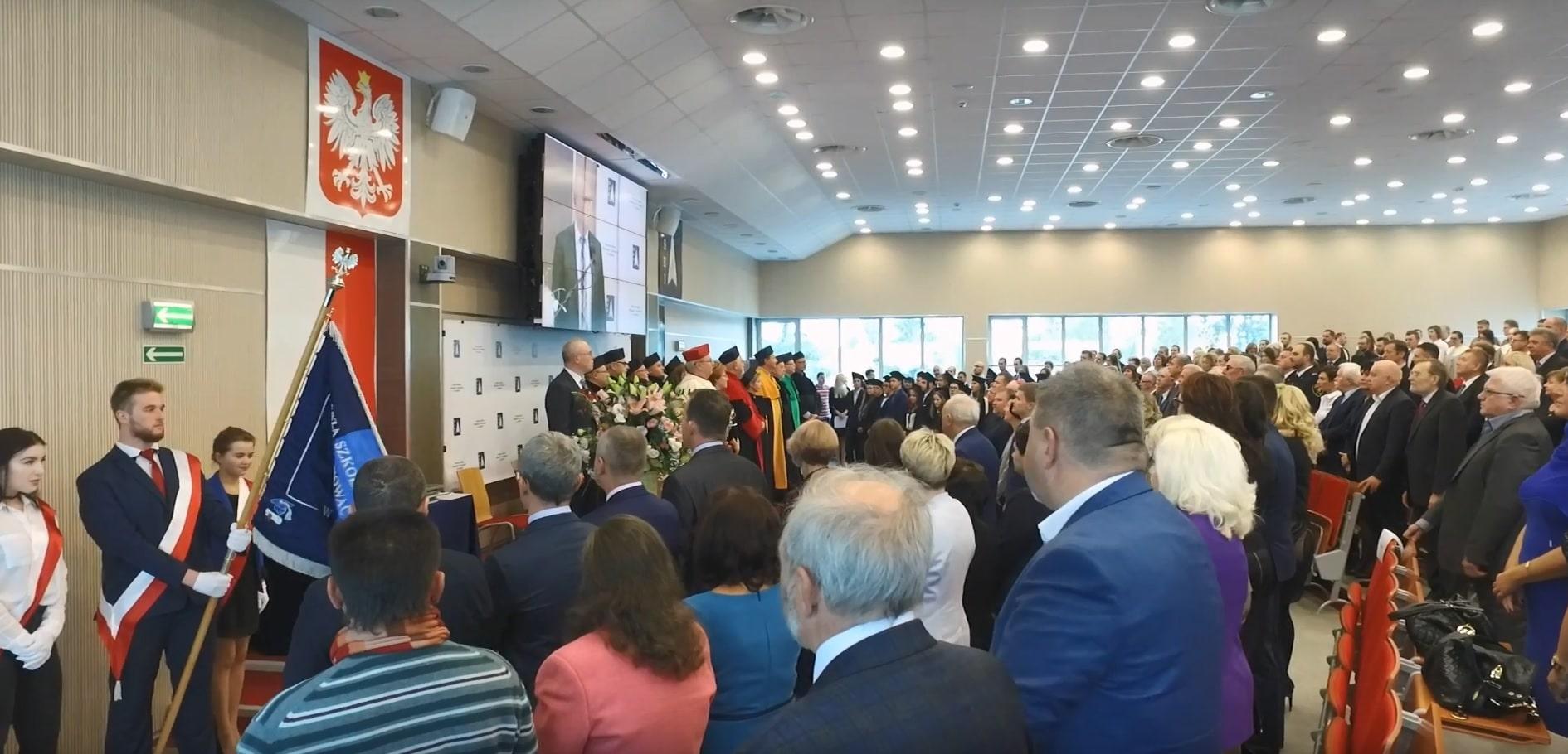 Uroczysta Inauguracja Roku Akademickiego 2017/2018 w WSEI
