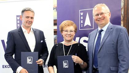 WSEI będzie współpracować z Asseco Data Systems