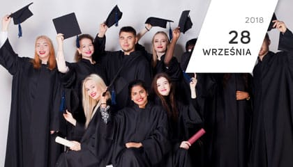 Uroczyste wręczenie dyplomów ukończenia studiów podyplomowych