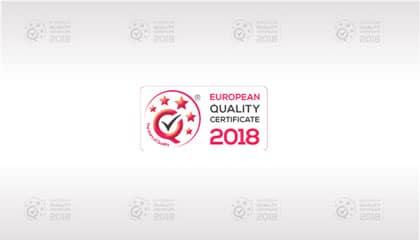 European Quality Certificate 2018 dla WSEI