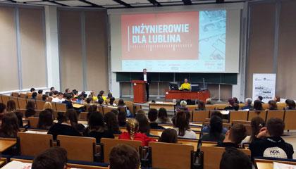 """WSEI na konferencji """"Inżynierowie dla Lublina"""""""