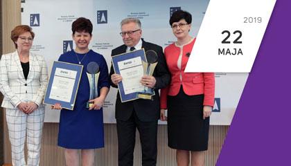 """VII Gala wręczenia nagród Projektu Certyfikacji Szkół """"Szkoła Innowacji"""""""