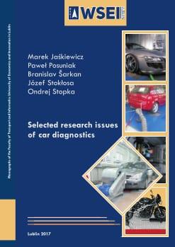 Dr inż. Józef Stokłosa nagrodzony za publikację w czasopiśmie o zasięgu miedzynarodowym.