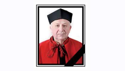 W dniu 29.06. 2019 roku zmarł Prof. WSEI, dr Marian Stefański Przewodniczący Konwentu WSEI