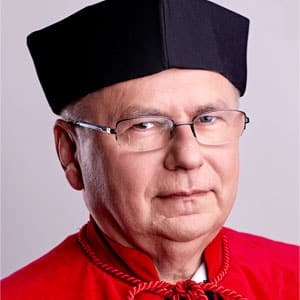 Prof. WSEI dr hab. Mirosław J. Jarosz
