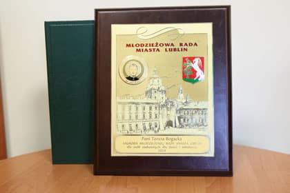 Nagroda Młodzieżowej Rady Miasta Lublin