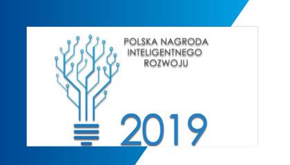 WSEI po raz kolejny z Nominacją do Polskiej Nagrody Inteligentnego Rozwoju 2019