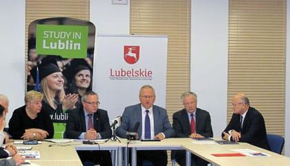 """Lubelskie uczelnie zacieśniają współpracę. Powstaje """"Kolegium Akademickiego Lublina"""""""