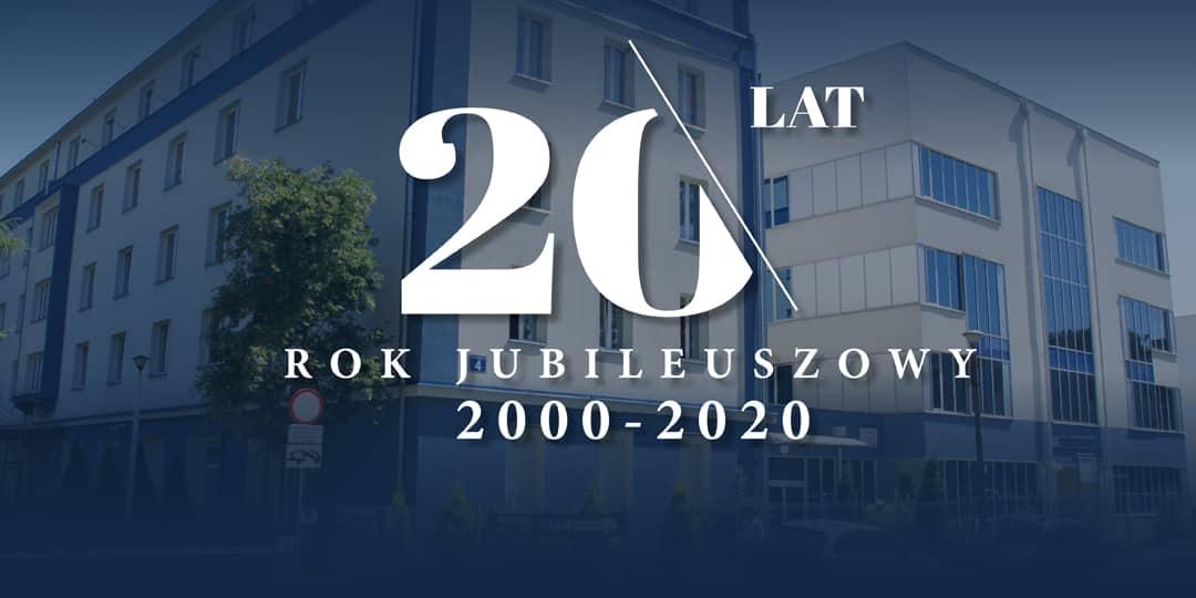 Obchody 20-lecia Uczelni