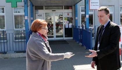 WSEI pomaga lubelskim szpitalom
