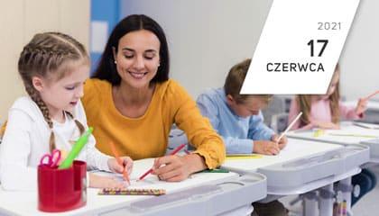Model wsparcia dzieci uczących się w domu, ich rodzin i nauczycieli