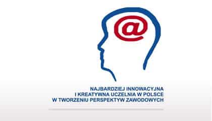 WSEI najbardziej kreatywną i innowacyjną Uczelnią w Polsce